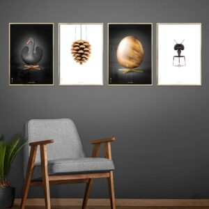 Picture wall, Brainchild posters