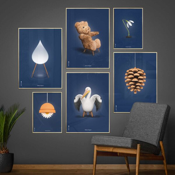 Brainchild picture wall posters